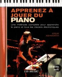 Guide Apprenez a Jouer du Piano / Clavier (+ 1 CD)
