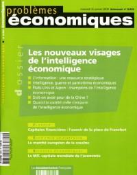 Les nouveaux visages de l'intelligence économique (n.2940)