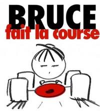 Bruce fait la course
