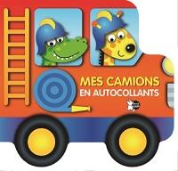 Mes camions en autocollants
