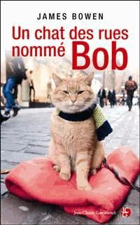 Un Chat des Rues Nomme Bob