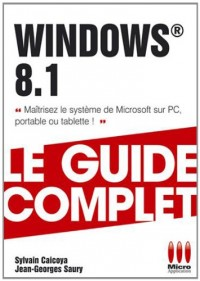 Guide complet Windows 8.1
