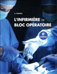 L'infirmière de bloc opératoire