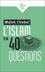 L'islam en 40 questions [Poche]