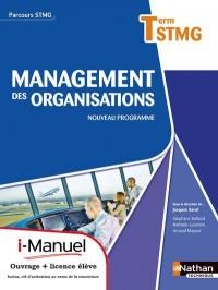 Management des Organisations Term Stmg  (Parcours Stmg)  Licence Numer El  I-Manuel+Ouvrage Papier