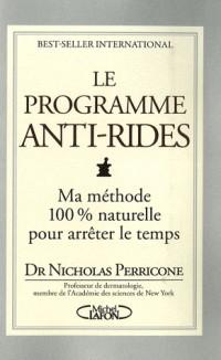 Le Programme anti-rides