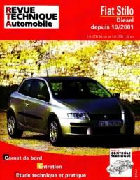 Revue Technique Automobile, N° 661.1 : Fiat Stilo diesel depuis 10/2001