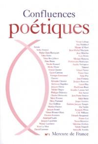 Confluences poétiques, N° 1 :