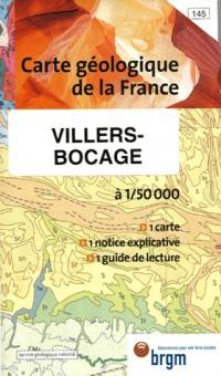 Villers-Bocage : 1/50 000