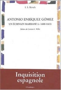 Antonio Enriquez Gomez un écrivain marrane