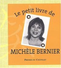Le Petit Livre de Michelle Bernier