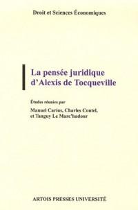 La pensée juridique d'Alexis de Tocqueville