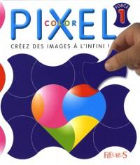 Pixel Color force 1 : Créez des images à l'infini !