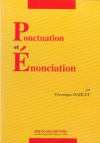 Ponctuation et énonciation