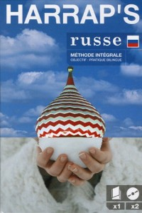 Harrap's russe : Méthode intégrale (2CD audio)