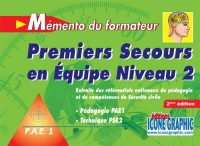Memento du formateur : Premiers Secours en Equipe - Equipier secouriste