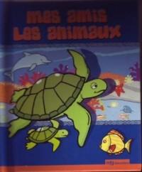Mes amis les animaux - Les mini-livres animés