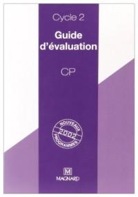 Guide d'évaluation CP Cycle 2