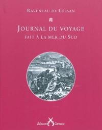 Journal du voyage fait avec les Flibustiers : A la mer de Sud, en 1684 ; et années suivantes