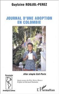 Journal d'une adoption en Colombie : Aller simple Cali-Paris