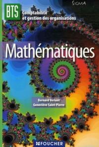 Mathématiques BTS CGO