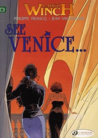 Largo Winch, Tome 5 : See Venise