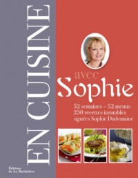 En cuisine avec Sophie