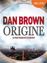 Origine: Livre audio 2 CD MP3 [Livre audio]