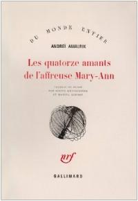 Les Quatorze amants de l'affreuse Mary Ann