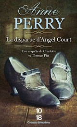 La disparue d'Angel Court [Poche]