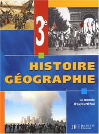 Histoire-Géographie, 3e (Manuel)