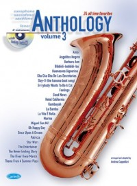 Anthology Tenor Sax 3 + CD
