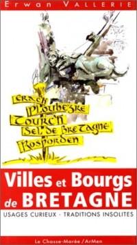 Villes et bourgs de Bretagne. Noms sacrés de lieux
