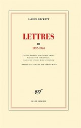 Lettres III: (1957-1965)