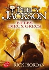 Percy Jackson et les dieux grecs [Poche]