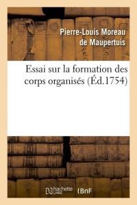 Essai Sur la Formation des Corps  ed 1754