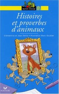 Histoires et proverbes d'animaux