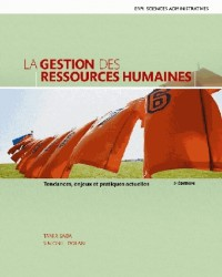 Gestion des Ressources Humaines 4ed