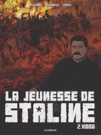 La Jeunesse de Staline tome 2 : Koba