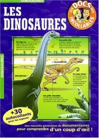 Les Docs des incollables : Les Dinosaures