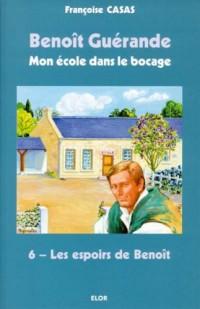 Les espoirs de Benoît - Benoît Guérande T6