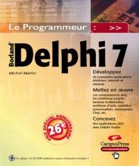 Delphi 7 (1 livre + 1 CD-ROM)