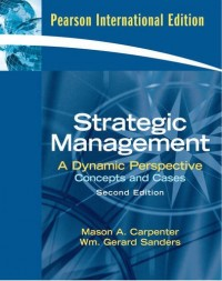 Strategic Management + Mystratlab Pk