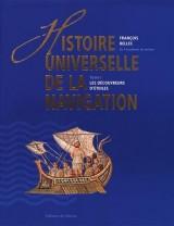 Histoire universelle de la navigation : Tome 1, Les découvreurs d'étoiles
