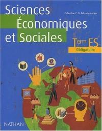 Sciences économiques et sociales Terminale ES obligatoire