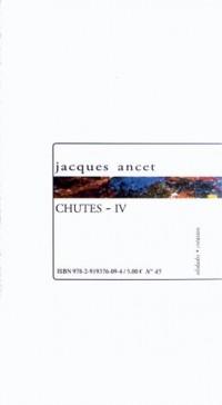 Chutes : Volume 4 (2001-2004)