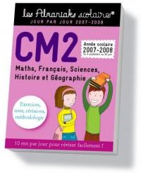 CM2 2007-2008 : 3 septembre 2007 au 30 juin 2008