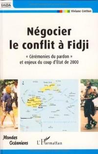 Négocier le conflit à Fidji : Cérémonie du pardon