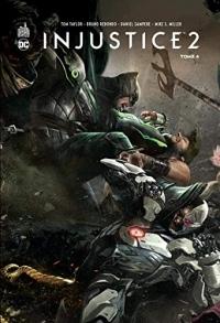 Urban Games - Injustice 2 Tome 4
