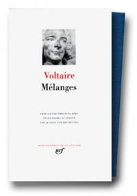 Voltaire : Mélanges